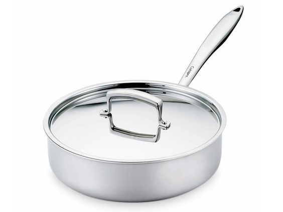 OpenSky Exclusive: Cuisipro Saute Pan with Lid - 3 qt