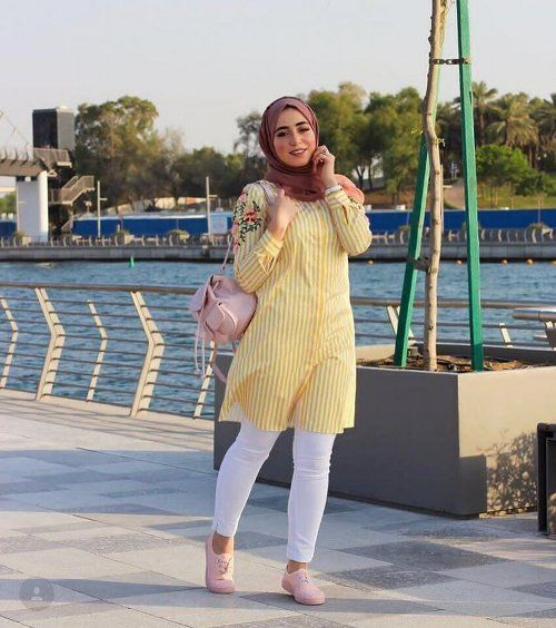 Casual Summer Hijab Clothing – Just Trendy Girls