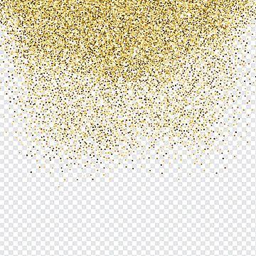 Zolotoe Konfetti Fon 0706 Fon Prazdnovat Prazdnovanie Png I Vektor Png Dlya Besplatnoj Zagruzki Fundo De Ouro Brilhante Confetti Dourado Fundo De Brilho