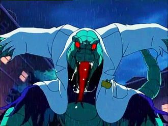 Spider-Man: The Animated Series - The Lizard/Dr. Curt Connors (villain)