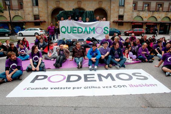 Pablo Iglesias apela al miedo para no presentarse a las municipales, miedo basado, según sus propias palabras en que en las listas se les podrían colar personas no aptas y que se acabara cayendo en casos de corrupción...