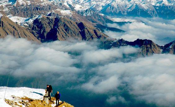 Italian Alps, Italy