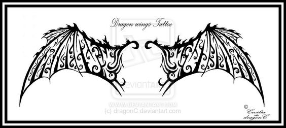 75ce7b9f5 Wings Heart Tattoo By Neonspider Deviantart – Dibujos Para Colorear
