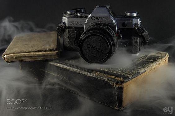 Cloudy AE-1 by Anemon3. @go4fotos