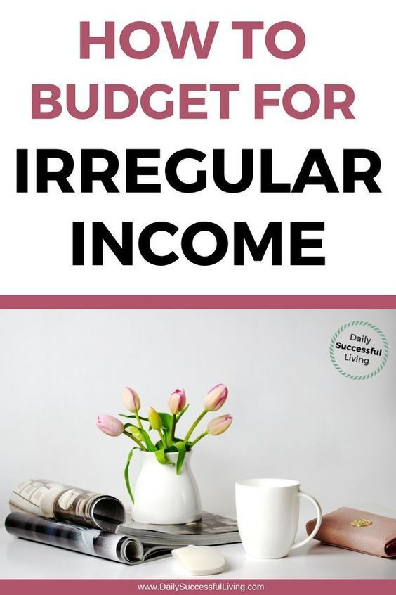 Budgeting Can Be Hard To Manage When You Have An Irregular Income These Tips And Tricks Will Help You Create A Budget Budgeting Budgeting Money Budgeting Tips