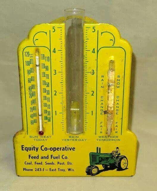 Farm advertising