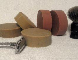 Natural Tallow Shaving Soap
