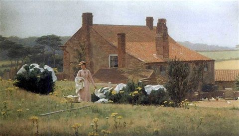View past auction results for Edmund Blair Leighton on artnet