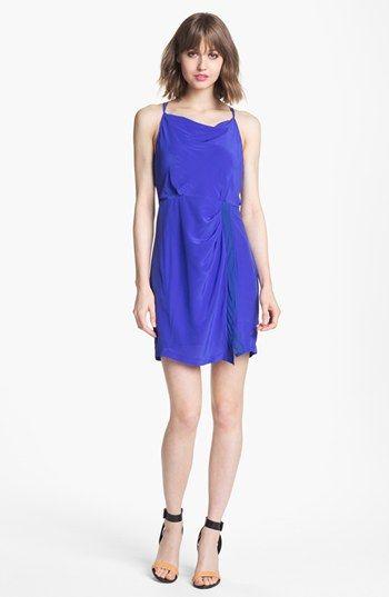 Greylin 'Dahlia' Silk Dress available at #Nordstrom