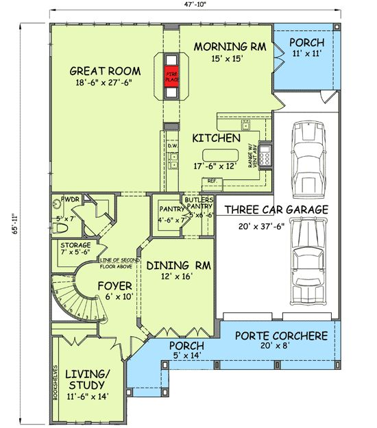 Secret rooms great rooms and floors on pinterest for Floor plans hidden rooms