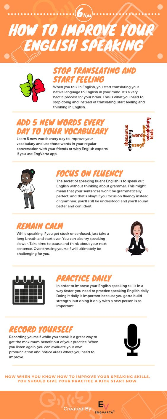How To Improve Your English Speaking Skills?