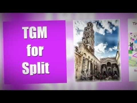TGM for Split Dalmatia Croatia: TGM for Split Dalmatia Croatia - 720p