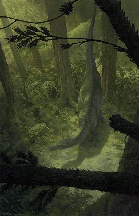 ✯ Dinosaur .:☆:. Artist Christophe Vacher ✯:
