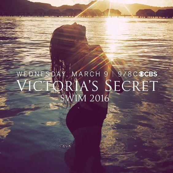 Victoria's Secret announces 2016 Swim Special: