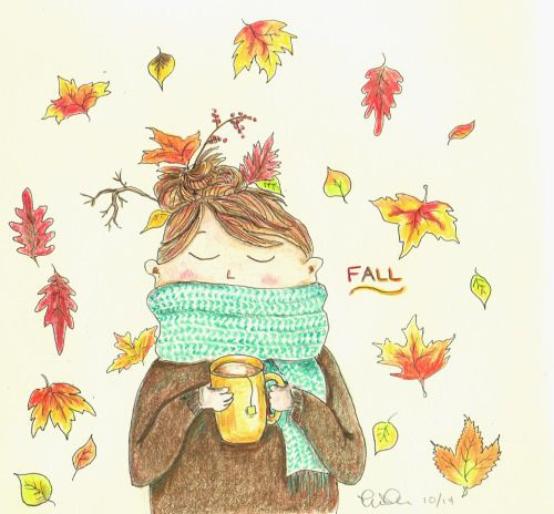 It's time for fall & im so happy..: