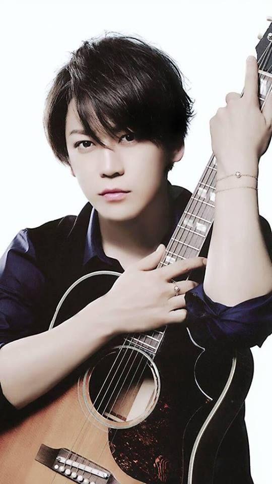 亀梨和也のギター