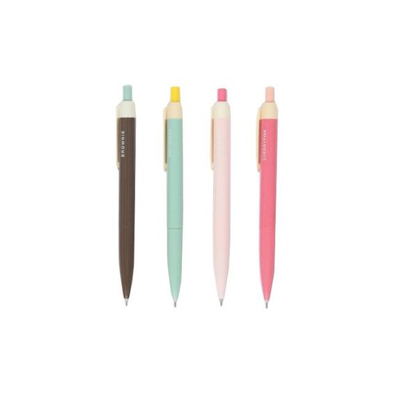 41 Compelling Reasons Grown-Ups Need New Back-to-School Supplies Too #Vogue Mochi Livework mechanical pencil, $4 each; mochithings.com