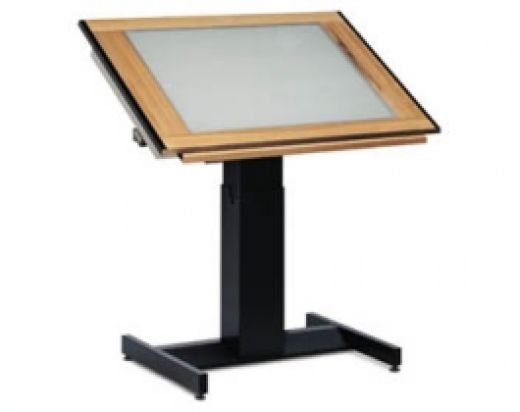 Drafting Table Illuminated HubPages Tables Pinterest And