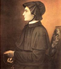 St. Elizabeth Ann Seton pray for us and people ridiculed for their piety and widows.  Feast day January 4.