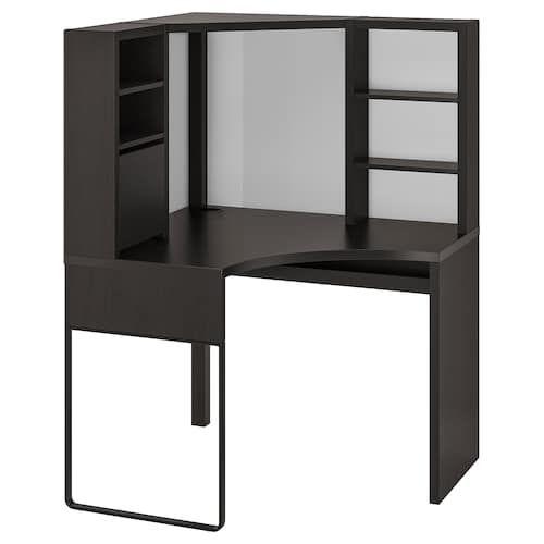 Kallax Workstation Black Brown 30 3 8x57 7 8x62 5 8 Order Here