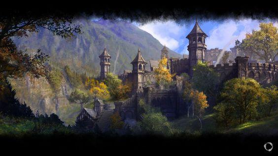 the elder scrolls online wallpaper 1080p hd