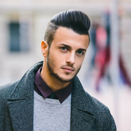 Tremendous Whats The Best Hairstyle For Your Face Shape Round Face Men Schematic Wiring Diagrams Amerangerunnerswayorg
