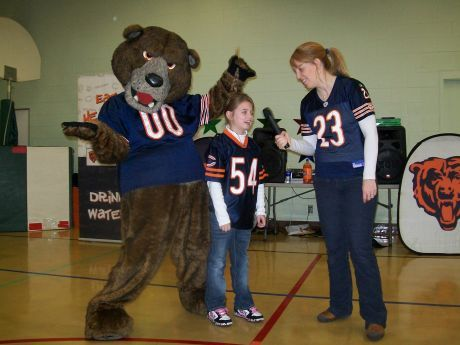 Staley Chicago Bears Mascot
