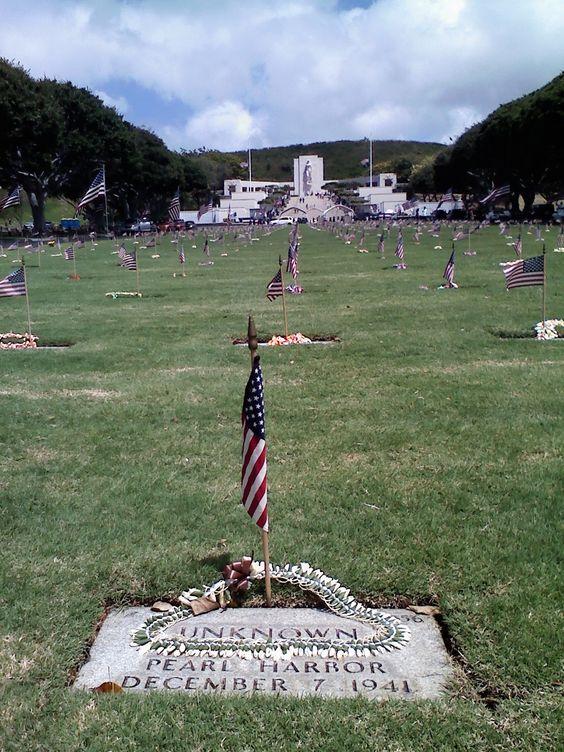 punchbowl hawaii memorial day