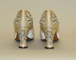 Wedding Shoes  1925