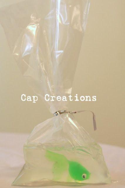 Tutorials, Cap Creations  handmade fishy soap