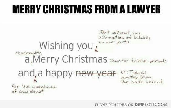 Merry Christmas from a lawyer Humor Pinterest Lawyer and Humor - coupon disclaimers