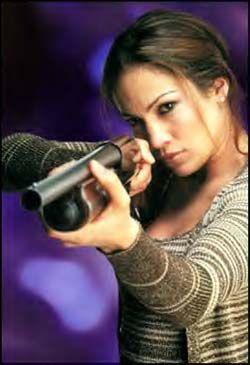 Jennifer Lopez in Out of Sight, 1998