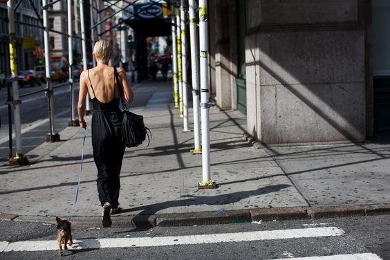 On the Street……Broadway @ 9am, New York « The Sartorialist