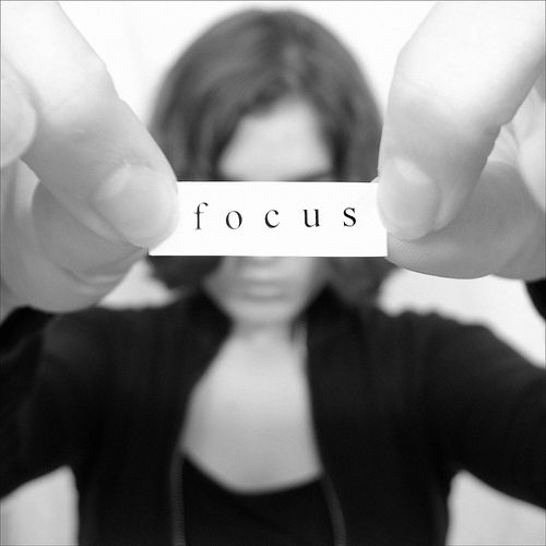 """Focus on the calling of God. """"But one thing I do: forgetting what lies behind and straining forward to what lies ahead, I press on toward the goal for the prize of the upward call of God in Christ Jesus. -Philippians 3:13b-14"""