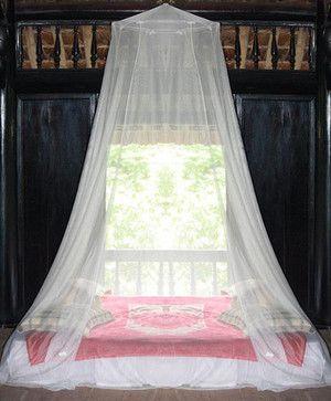 Travel Mosquito Net, Round - modern - bedding - Mosquito Nets