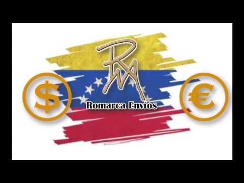 ¿Quieres Enviar Dinero a Venezuela? ¡Romarca Envíos es tú Solución! - YouTube