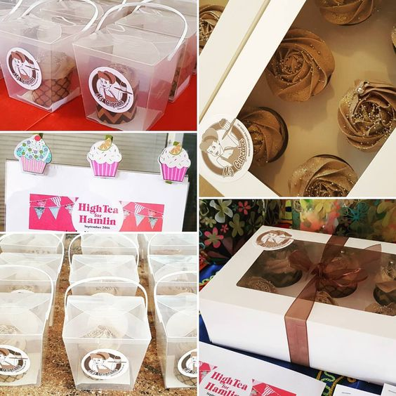 Another successful charity day! Spreading the love with cupcakes! 💗 Amazing #highteaforhamlin so delicious, well done to Roz & Nat on a fabulous event! #charity #hamlin #cupcakes #melbourne #mzcupcakemelbourne #hightea #vanillacupcakes with #caramel #surprise & #chocolatemousse #buttercream #yum