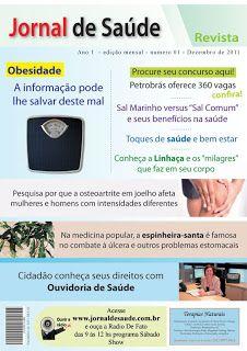 Jornal de Saúde: Vamos estudar custo de remédios e atendimento Anál...