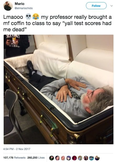 17 Teachers Who Are Millennial-Level Extra