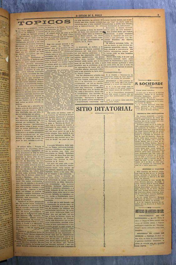 100 Anos | Primeira Guerra Mundial