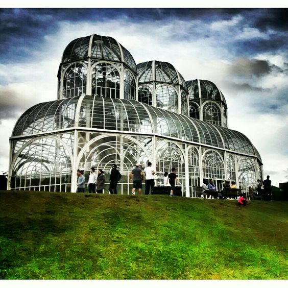 Jardim Botânico - Curitiba - Brazil