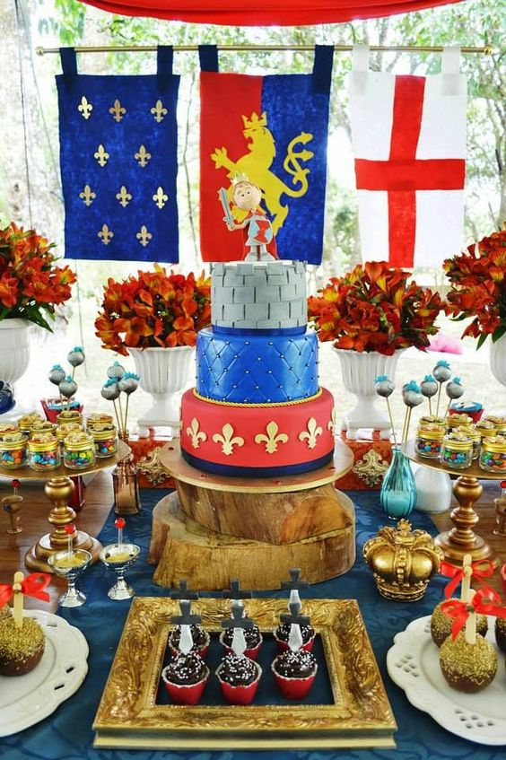 Festa Rei Arthur: