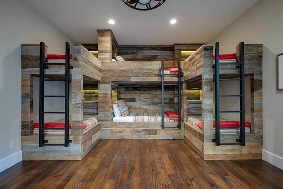 Top 70 Am Besten Etagenbett Ideen Platzsparend Schlafzimmer Designs Deutsch Style Cool Kids Bedrooms Bunk Bed Rooms Kids Bedroom Furniture