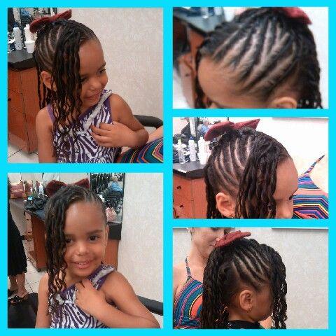 Phenomenal Kid Kid Hairstyles And Hair On Pinterest Short Hairstyles For Black Women Fulllsitofus