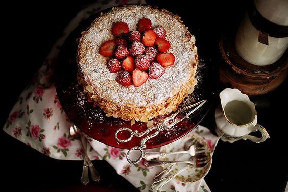 Succès à la mousse de fraise by ada.fr on Flickr.