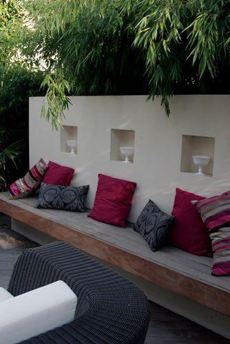 Dise o de jard n moderno en londres 4 jardines patios - Jardines modernos ...