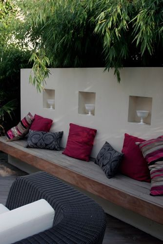 Dise o de jard n moderno en londres 4 jardines patios for Jardines modernos