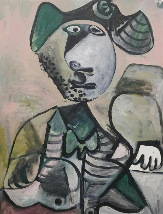 En Art Basel, un Jeff Koons vale tanto como un Picasso