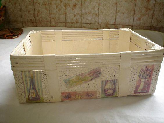 cajas s tapa cajas recicla cajas reciclado de reciclar decoracin fruta madera fruta decoradas cajitas decoradas cajas pintadas