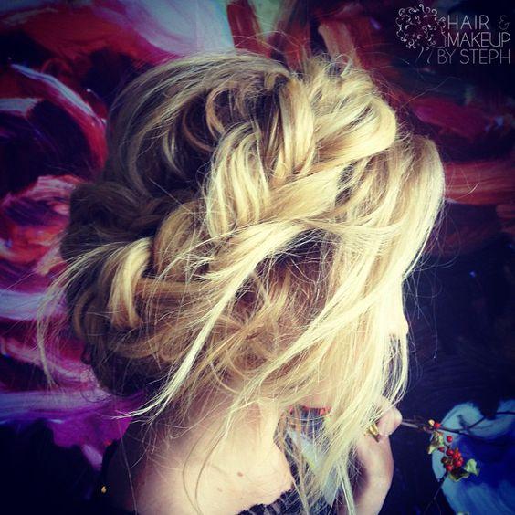 Crown #braid #hair